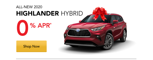 2020 Highlander Hybrid