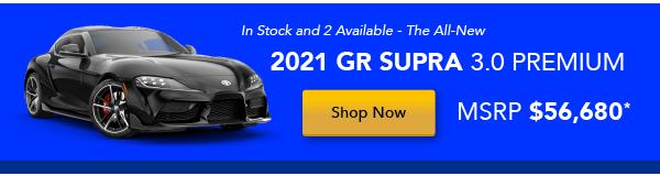 2021 Supra