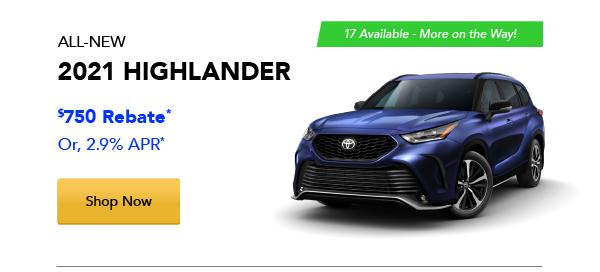 2021 Highlander