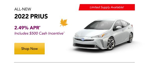 2021 Prius